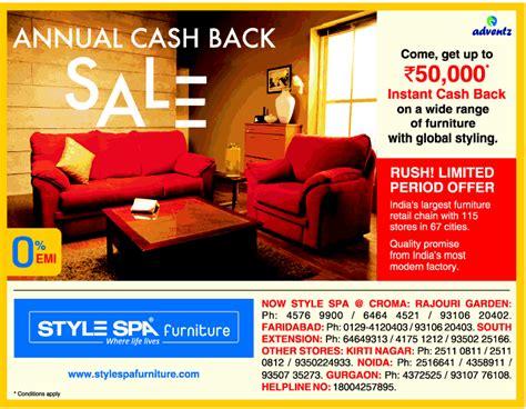 salon aecs layout style spa summer block buster offer new delhi saleraja