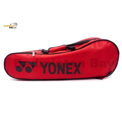 Raket Badminton Yonex Taufik Hidayat yonex 3 way 2 compartments padded badminton racket bag