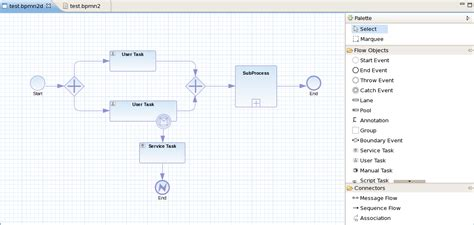how to draw bpmn diagram in eclipse chapter 9 eclipse bpmn 2 0 plugin