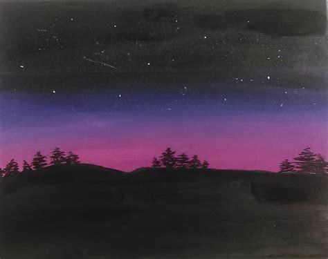 starry horizon  kirvus  deviantart