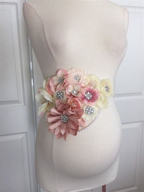 How To Make A Baby Shower Sash by 25 Best Ideas About Maternity Sash On Maternity Belly Sash Baby Shower Sash And
