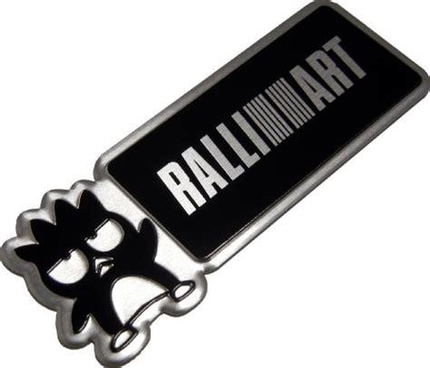 Emblem Racing Ralliart Chrome Blok compare price to evo 8 emblem dreamboracay