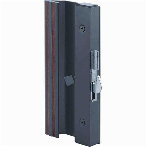sliding glass door handle home depot best home furniture prime line low profile surface mounted sliding glass door