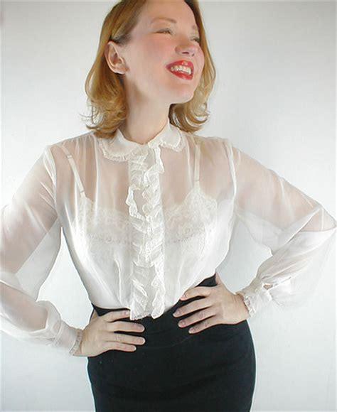 white sheer silk blouses for women white sheer blouses long sleeved blouse