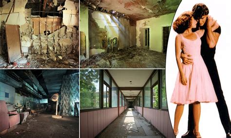 dirty dancing resort left to rot for 27 years inside grossinger s catskills