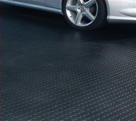 Rubber Tiles For Garage by Plastic Garage Floor Tiles Home Design Ideas