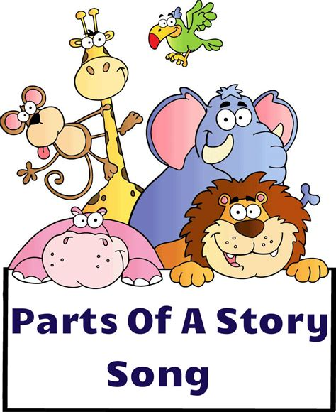 a story parts of a story song parts of a story readyteacher