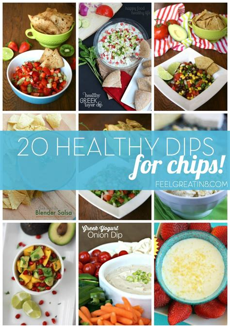 8 Delicious Recipes For Dips by 20 Healthy Chip Dip Recipes Feel Great In 8