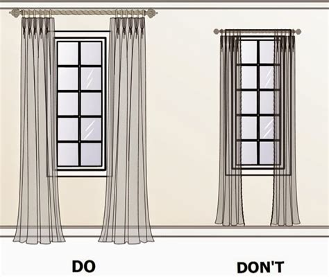 how to dress a large window little house lovely 7 steps to visually expanding a small