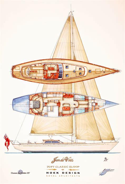 sailing yacht layout sail jan de vries sail yacht jan de vries layout