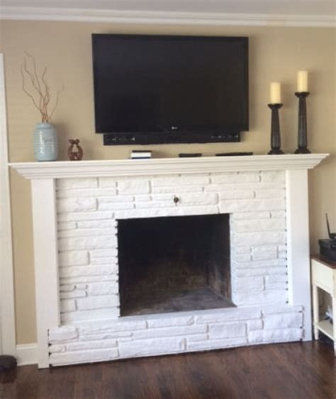 Faux Painting Fireplace Brick by Faux Painting Brick Fireplaces Paint Photo Home