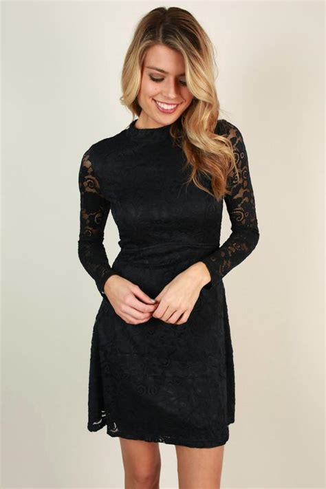 Put On The Glitz by Put On The Glitz Lace Dress In Navy Impressions