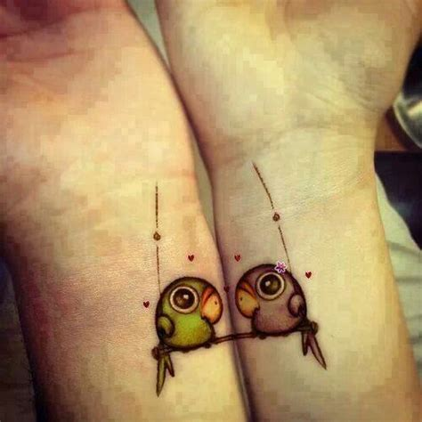 matching bird tattoos matching bird tattoos ink bird