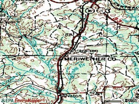 haralson ga 30276 profile population maps