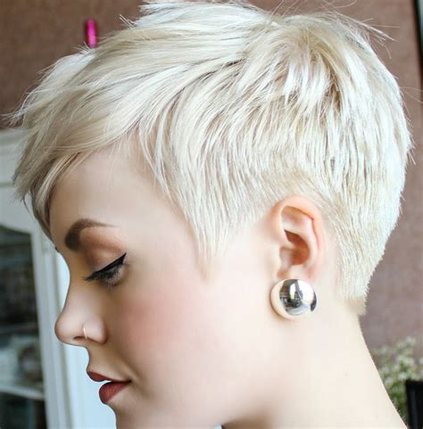 hair products for pixie cut 17 best ideas about blonde pixie cuts on pinterest