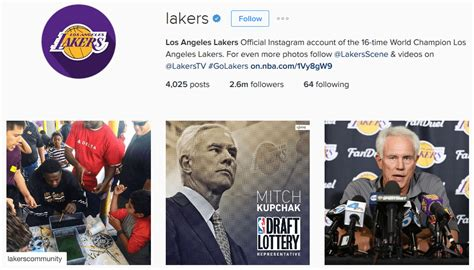 bio for instagram about football how to use instagram for sports team marketing