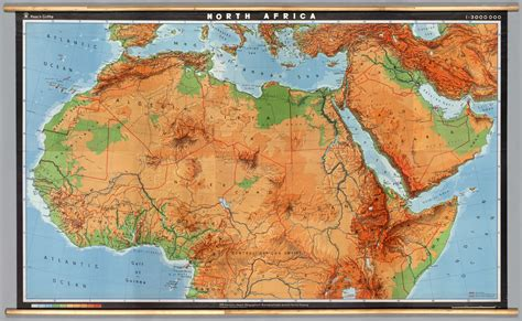 northern africa map married with a ugandian pakistan