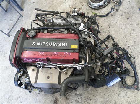 Mitsubishi Evo 7 Engine For Sale 4g63 2001 Ct9a Evo 7 8