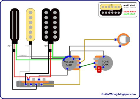 3 way switch wiring diagrams for hsh guitars 3 get free