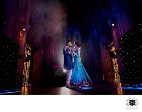 First Dance Indian Wedding Reception, Nikthakar.com   Best