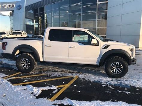 Wheels 17 Ford F150 Raptor Putih Ecoboost 2018 2018 ford f 150 raptor 4wd 18t1343 for sale photos technical specs description