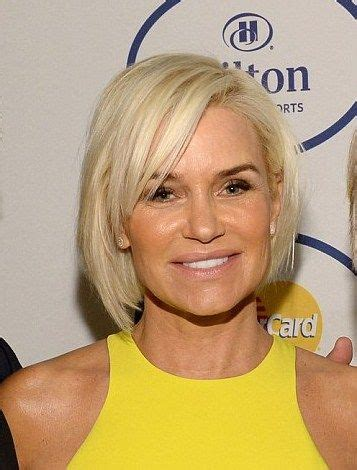 yolanda foster hairstyle yolanda foster s new haircut hair pinterest new