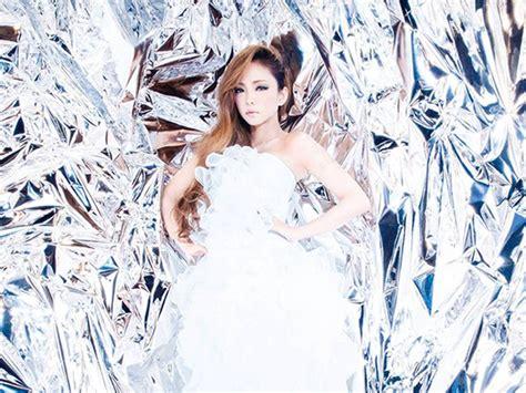 Namie Amuro Say The Word Single Japanese Version namie amuro tsuki revealed sync japan