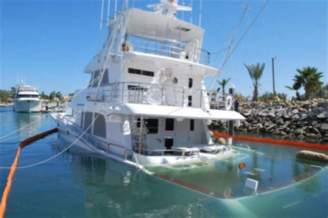 recreational trawler boats sunk boats are they ruined or can they be restored for the