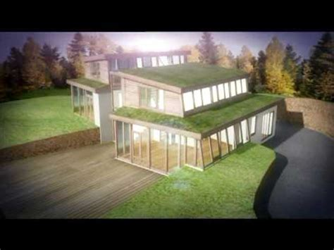 Sustainable House 3d Sustainable House Sustainable House | 3d model of ecological low energy eco friendly house by