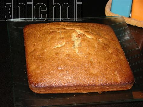 khichdi a very simple cake my first bake