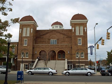 16 street baptist church