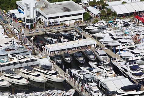 fort lauderdale air show by boat fort lauderdale international boat show countdown underway