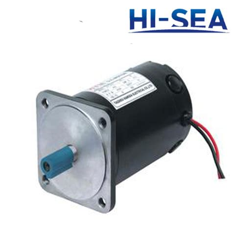 direct current motor the direct current marine wiper motor supplier china