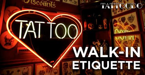 tattoo parlor walk in tattoo parlor walk in etiquette tattoodo