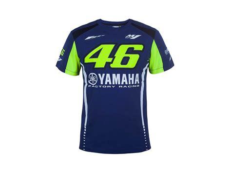 Tshirt Vale 46 t shirt yamaha 2017 riders v