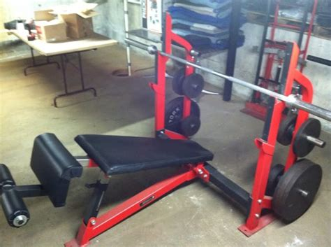 forza weight bench cost no object machines and free weights the best of the