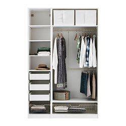 Amenagement Interieur Armoire by Pax Armoire Avec Am 233 Nagement Int 233 Rieur Ikea Chambres