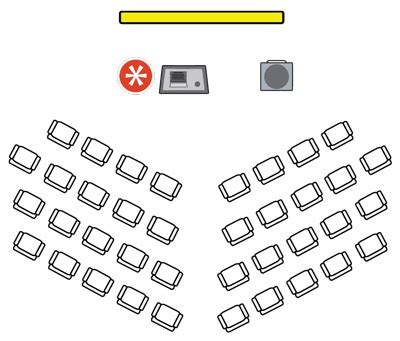 meeting room layout ppt theatre style meeting room setup guide amplivox sound