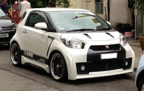 scion gtr great gt r modded scion iq some laughs