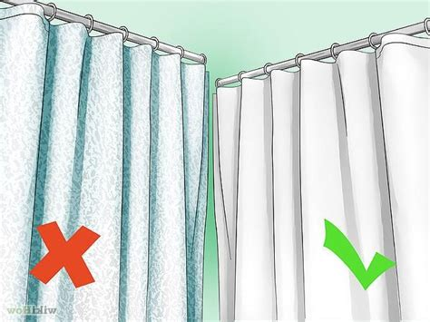 keep shower curtain from molding put your photo on a shower curtain