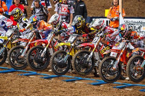 fox valley motocross thunder valley racer x online motocross supercross news