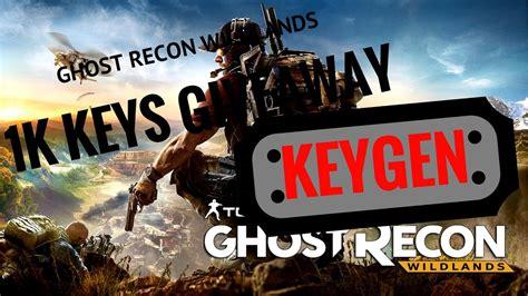 Ghost Recon Wildlands Giveaway - giveaway tom clancys ghost recon wildlands keygen