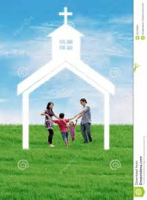 Christian family at church royalty free stock image image 28794006
