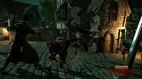 Kaset Ps 4 Warhammer The End Time Vermintide warhammer end times vermintide announced for ps4 xbox one pc vg247