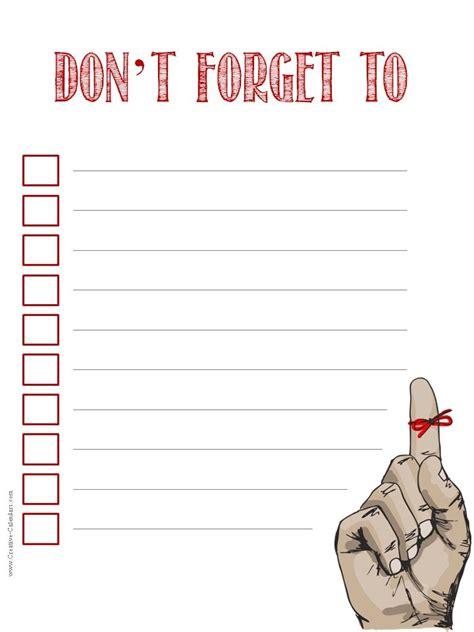To Do List Template List Templates Printable
