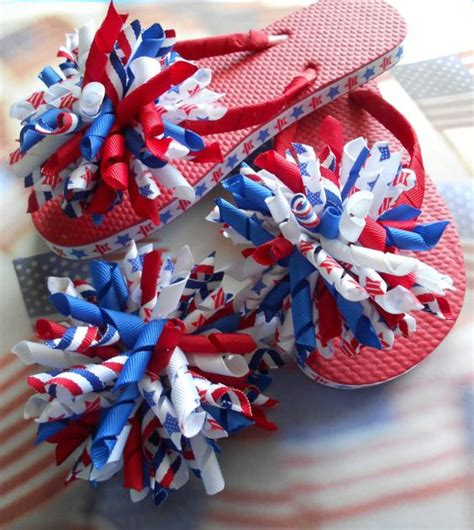 independence day crafts the ribbon and for on