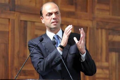 alfano ministro interno palermo smantellata nuova mafia volevano uccidere alfano