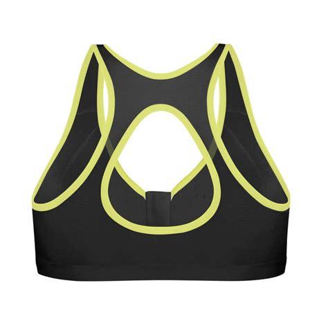 Shock Se k 246 p zipped bra shock absorber hos sportgymbutiken se