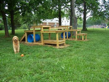 dog backyard play equipment free wooden train playground plans woodworking projects