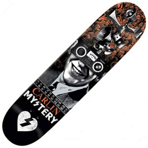 Skateboard Deck Mystery mystery skateboards mystery carlin dada skateboard deck 8 25 skateboard decks from